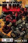Cover Thumbnail for Hulk (2008 series) #22 [Variant Edition]