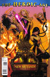 Cover for New Mutants (Marvel, 2009 series) #13 [Heroic Age Variant]