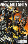 Cover Thumbnail for New Mutants (2009 series) #13 [Finch Cover]