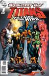 Cover Thumbnail for Titans: Villains for Hire Special (2010 series) #1 [Fabrizio Fiorentino Titans Cover]