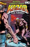 Cover for Ka-Zar the Savage (Marvel, 1981 series) #19