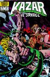 Cover for Ka-Zar the Savage (Marvel, 1981 series) #27