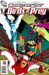 Cover Thumbnail for Birds of Prey (2010 series) #1 [Cliff Chiang cover]