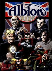 Cover Thumbnail for Albion Origins (Titan, 2007 series)