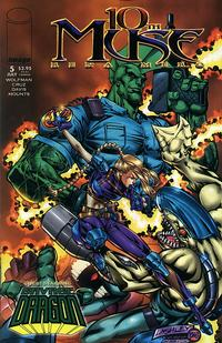 Cover Thumbnail for 10th Muse (Image, 2000 series) #5