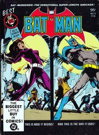 Cover Thumbnail for The Best of DC (DC, 1979 series) #9 [Direct Sales]
