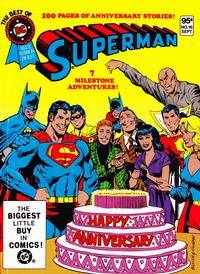 Cover Thumbnail for The Best of DC (DC, 1979 series) #16 [Direct]