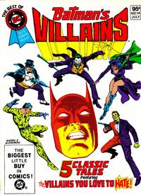 Cover Thumbnail for The Best of DC (DC, 1979 series) #14 [Direct Sales]