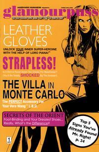 Cover Thumbnail for glamourpuss (Aardvark-Vanaheim, 2008 series) #1 [Fashion Edition]