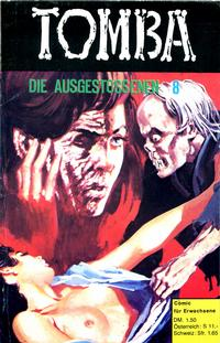 Cover Thumbnail for Tomba (Der Freibeuter, 1972 series) #8