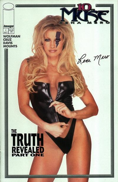 Cover for 10th Muse (Image, 2000 series) #7