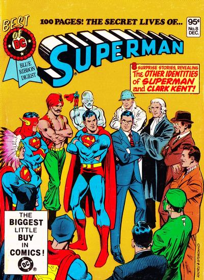 Cover for The Best of DC (DC, 1979 series) #8 [Newsstand]