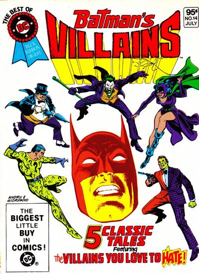 Cover for The Best of DC (DC, 1979 series) #14 [Direct Sales]