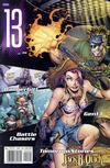Cover for 13 (Bladkompaniet / Schibsted, 2000 series) #4/2000