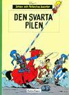 Cover for Johan och Pellevins äventyr (Carlsen/if [SE], 1976 series) #3 - Den svarta pilen [5:e upplagan]