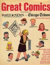 Cover for Great Comics Syndicated by The Daily News and Chicago Tribune (Crown Publishers, 1972 series) #[nn]