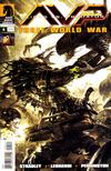 Cover for Aliens vs. Predator: Three World War (Dark Horse, 2010 series) #4
