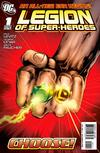 Cover for Legion of Super-Heroes (DC, 2010 series) #1