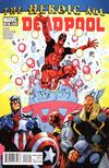 Cover for Deadpool (Marvel, 2008 series) #23