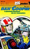 Cover for Zack Pocket (Koralle, 1980 series) #1 - Dan Cooper