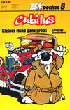 Cover for Zack Pocket (Koralle, 1980 series) #8 - Cubitus - Kleiner Hund ganz groß