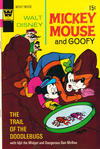Cover for Mickey Mouse (Western, 1962 series) #133 [Whitman]