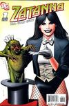 Cover for Zatanna (DC, 2010 series) #1 [Brian Bolland Variant Cover]