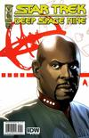 Cover for Star Trek: Deep Space Nine: Fool's Gold (IDW, 2009 series) #1 [Cover B]
