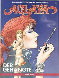 Cover Thumbnail for Aglaya (comicplus+, 1987 series) #1 - Der Gehängte