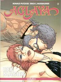 Cover Thumbnail for Aglaya (comicplus+, 1987 series) #2 - Der Magier