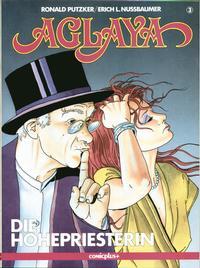 Cover Thumbnail for Aglaya (comicplus+, 1987 series) #3 - Die Hohepriesterin