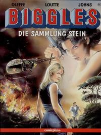 Cover Thumbnail for Biggles (comicplus+, 1992 series) #11