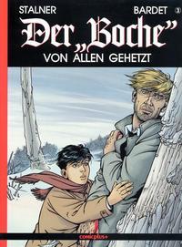 Cover Thumbnail for Der Boche (comicplus+, 1991 series) #3 - Von allen gehetzt