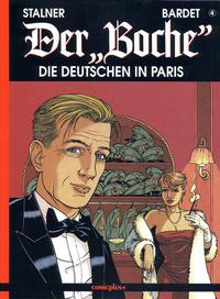 Cover Thumbnail for Der Boche (comicplus+, 1991 series) #4 - Die Deutschen in Paris