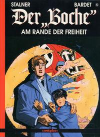 Cover Thumbnail for Der Boche (comicplus+, 1991 series) #5 - Am Rande der Freiheit