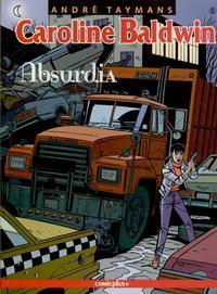 Cover Thumbnail for Caroline Baldwin (comicplus+, 2001 series) #5 - Absurdia