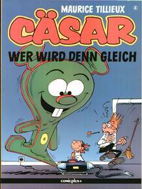 Cover Thumbnail for Cäsar (comicplus+, 1989 series) #4 - Wer wird denn gleich