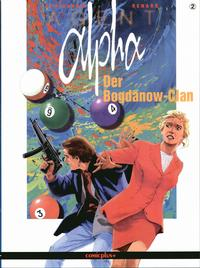 Cover Thumbnail for Agent Alpha (comicplus+, 1997 series) #2 - Der Bogdanow-Clan