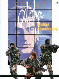 Cover Thumbnail for Agent Alpha (comicplus+, 1997 series) #3 - Blutige Abrechnung