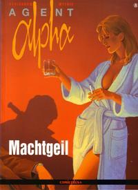 Cover Thumbnail for Agent Alpha (comicplus+, 1997 series) #8 - Machtgeil