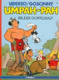 Cover Thumbnail for Umpah-Pah (comicplus+, 1987 series) #1 - Bruder Doppelskalp