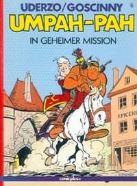 Cover Thumbnail for Umpah-Pah (comicplus+, 1987 series) #4 - In geheimer Mission