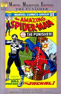 Cover Thumbnail for Marvel Milestone Edition: The Amazing Spider-Man #129 (Marvel, 1992 series)