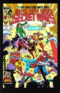 Cover Thumbnail for Hasbro / Secret Wars (Marvel, 2009 series) #5