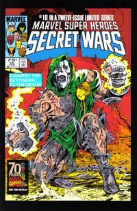Cover Thumbnail for Hasbro / Secret Wars (Marvel, 2009 series) #10