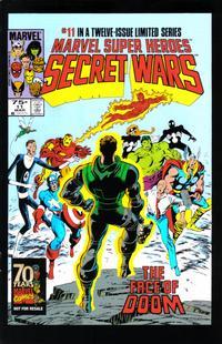 Cover Thumbnail for Hasbro / Secret Wars (Marvel, 2009 series) #11