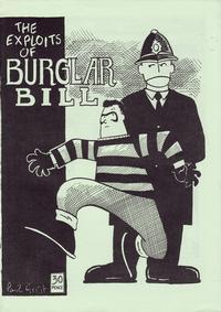 Cover Thumbnail for Burglar Bill (Dancing Elephant Press, 1986 series)