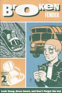 Cover Thumbnail for Broken Fender (Top Shelf, 2002 series) #2