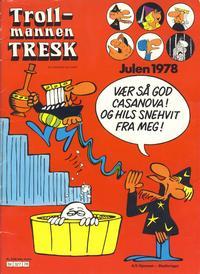 Cover Thumbnail for Trollmannen Tresk (Hjemmet / Egmont, 1978 series) #1978