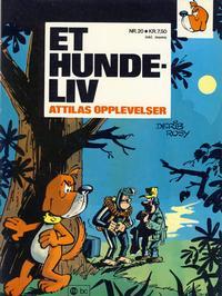 Cover Thumbnail for Trumf-serien (Forlaget For Alle A/S, 1973 series) #20 - Attilas opplevelser